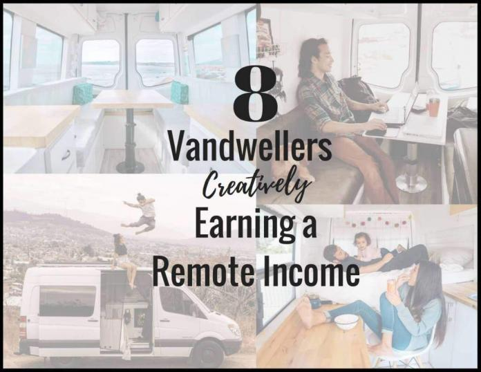 vandwellers remote income